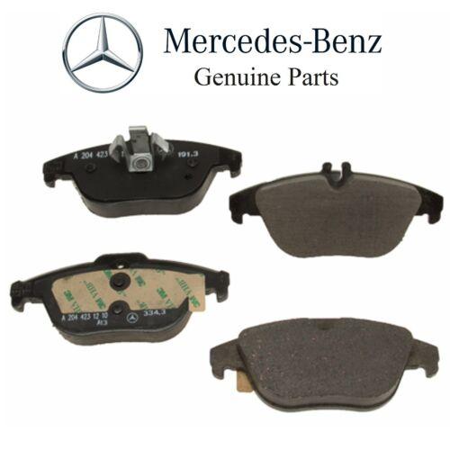 For Mercedes C207 E350 E550 W204 C204 A204 Rear Brake Pad Set /& Rotors Kit