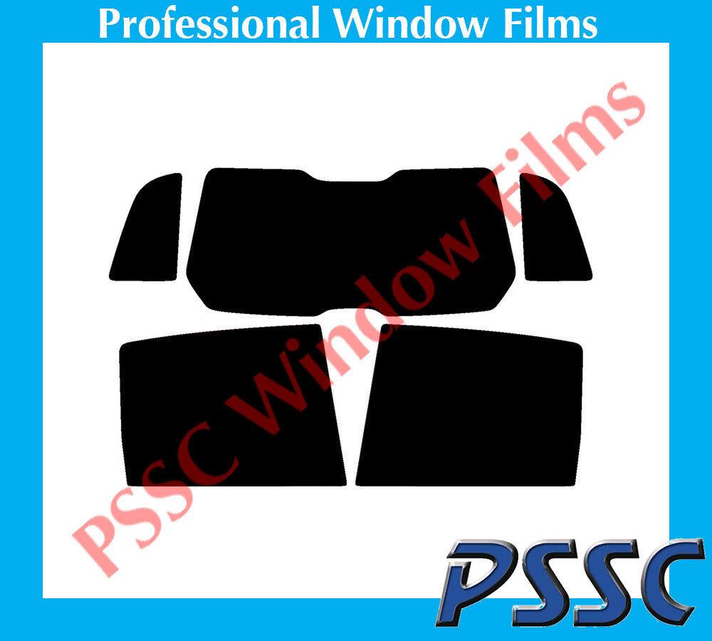 PSSC Pre Cut Rear Car Window Films - Fiat Idea 2003 to 2016