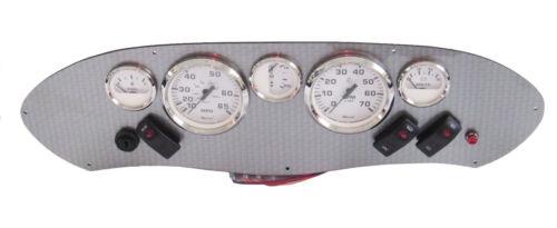 Glastron Boats SX 170 Instrument Dash Switch Gauge Panel 2004 2005