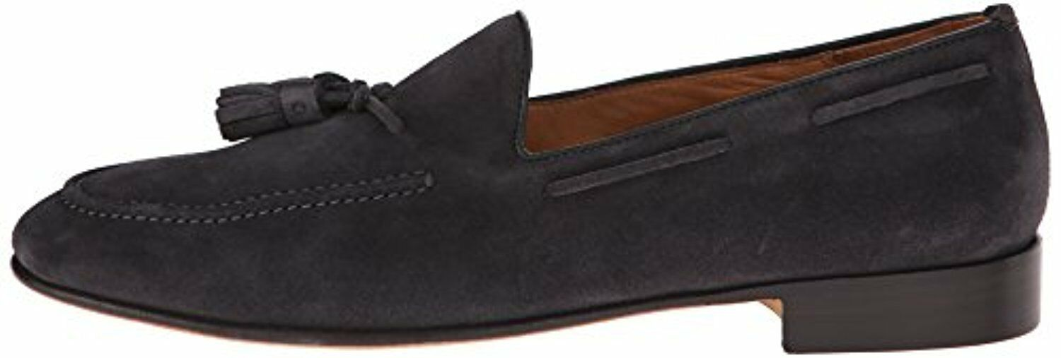 $650 Polo Polo $650 Ralph Lauren Men's Chessington Slip-On Leather Suede Italy Loafer 7.5 5424a5