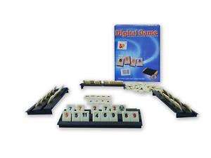 Juego de mesa Digital Game Juguete clasico Rummikub Rummy Varios Jugadores