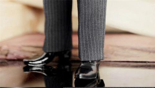 1 1 1 6 Classic Business Suit shoes Set For 12  PHICEN TBL M34 M35 Muscular Figure 8a7232