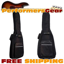 3492 CNB Padded Electric Guitar Gig Bag New!