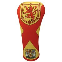 Lion Rampant Fairway Golf Club Head Cover Cover Easy On & Off Usa Made