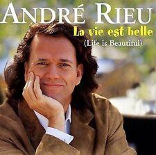 NEW - Andre Rieu - La vie est belle (Life is Beautiful) by Rieu, Andre