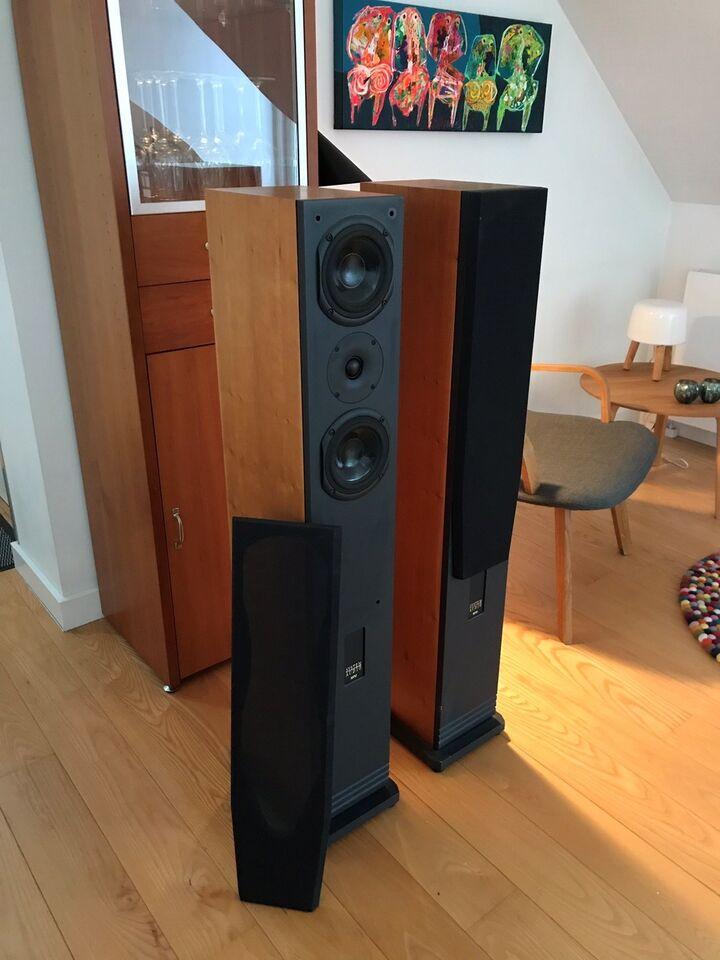 Højttaler, System Audio, 1070