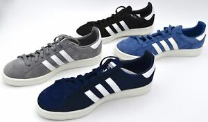 ADIDAS-HOMME-CHAUSSURE-SPORTIF-SNEAKER-CASUAL-TEMPS-LIBRE-DAIM-ART-CAMPUS