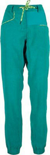 La Sportiva Wave Pant (S) Emerald
