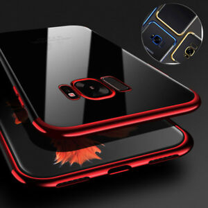 Fashion-Genuine-Ultra-Slim-Shockproof-Silicone-Clear-Case-Cover-for-Phones