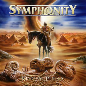 SYMPHONITY-King-Of-Persia-CD-2016-Symphonic-Power-Metal-Luca-Turilli