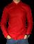 Camicia-Uomo-Slim-Fit-Cotone-Elastico-Manica-Lunga-Tinta-Unita-aderente-BIANCO miniature 4