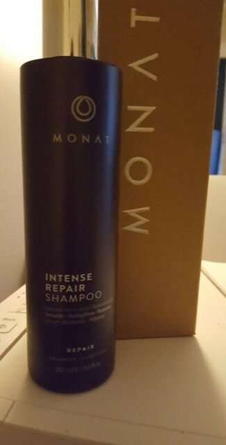 IR IRT  Monat Hair Shampoo Intense Repair Treatment Sealed w Rejuvivenique Oil