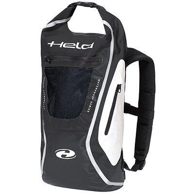 Held Zaino Motorcycle Rucksack Black Waterproof Bag Backpack Motorbike Touring