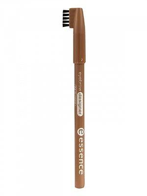 Essence Eyebrow Designer pencils Blonde and handy application brush