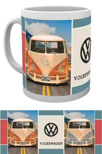 5 cm GRID-Céramique Tasse-taille ø8 5 h9 Volkswagen