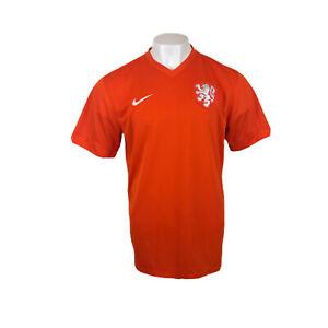 Netherlands Football Shirt 2014 2015 Nike Orange Holland Home XL Adult