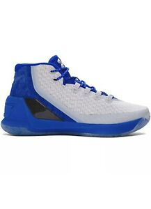 the best attitude 2ec69 1a15d Details about New Under Armour UA Stephen Curry 3 Mens Mid Top Basketball  Shoes