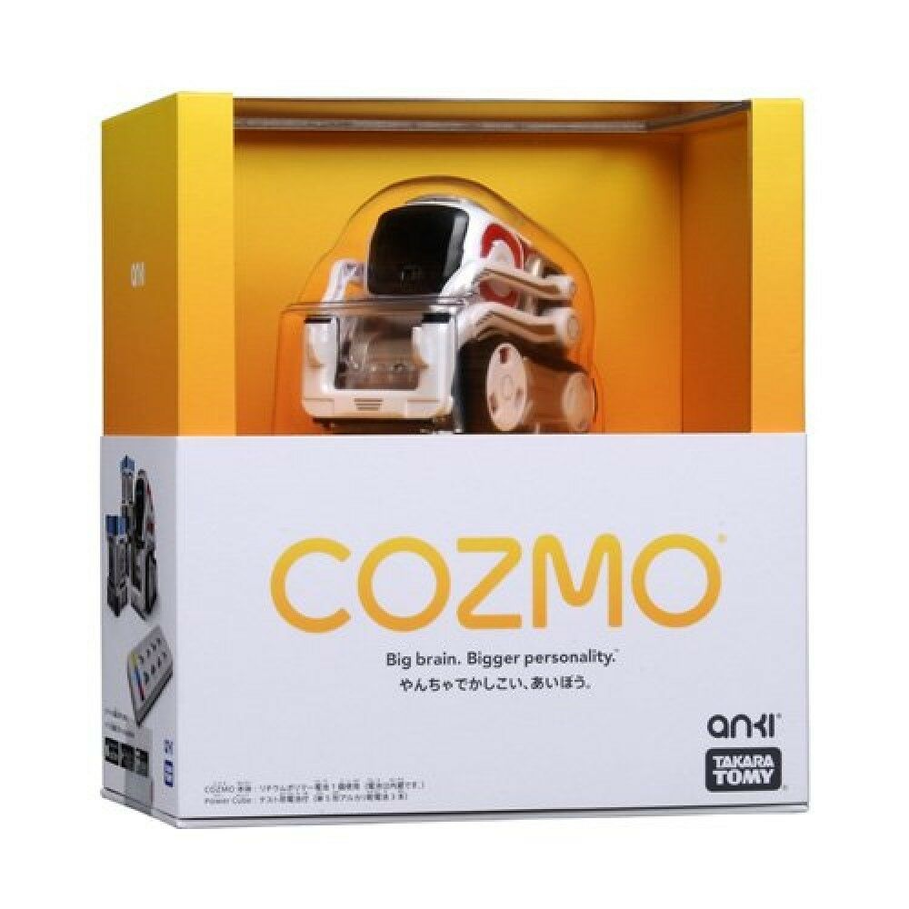 Takara Tomy Anki COZMO Robot Charger Cubes Learning Robot Toy from Japan F/S