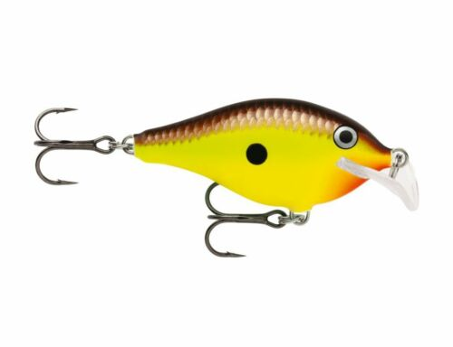 BRAND NEW Rapala Scatter Rap Crank SCRC 5 cm Fishing lures Different colors