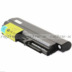 BATTERIE-POUR-IBM-LENOVO-ThinkPad-R61i-14-1-Widescreen-11-1V-5200MAH