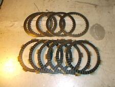 Kawasaki KX KX85 Engine Clutch Plate Set Frictions Steels 2002 2003 2004 85cc