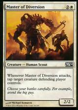 4x Master of Diversion | NM/M | M14 | Magic MTG