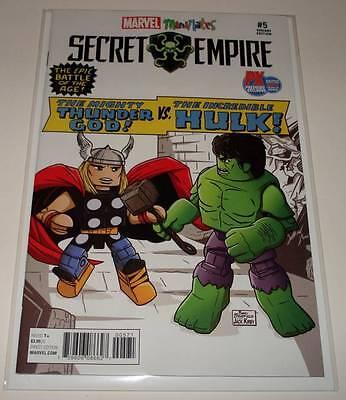 Secret Empire #5 SDCC 2017 Variant!!