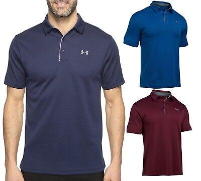 c27126b30 2017 Under Armour UA Tech Polo Mens Golf Shirt 1290140 - Choose ...