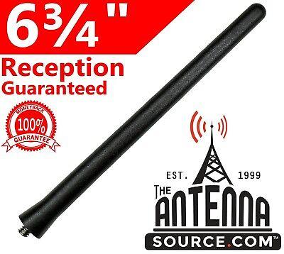 "FITS 1995-1998 Nissan 200SX 6 3//4/"" SHORT Custom Rubber Antenna Mast"