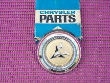 1965 Dodge Coronet 440 Deluxe Trunk Ornament NOS MoPar 2527802