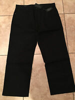 Sean John garvey Men's Original Fit Overdyed Black Jeans