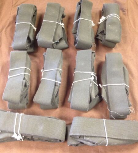 USGI Suspenders Lot of10 Foliage New Military Surplus