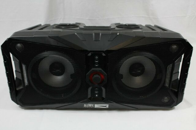 Altec Lansing Xpedition 850 Portable, Waterproof, Floating ...