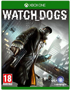 Watch-Dogs-XBox-One-in-Good-Condition