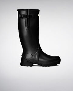 Image is loading Hunter-Wellington-Boots-Wellies-Mens-Balmoral-3mm-Neo-