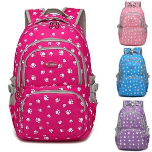 b807d55380c9 4 Colors New Kids Backpacks Child Backpacks Cute Bookbags Girls ...