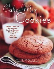 Cake Mix Cookies: More Than 175 Delectable Cookie Recipes That Begin With a Box