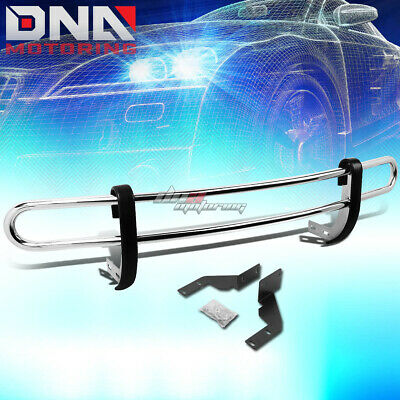 FOR 13-16 PATHFINDER STAINLESS STEEL DOUBLE TUBE REAR BUMPER PROTECTOR GUARD
