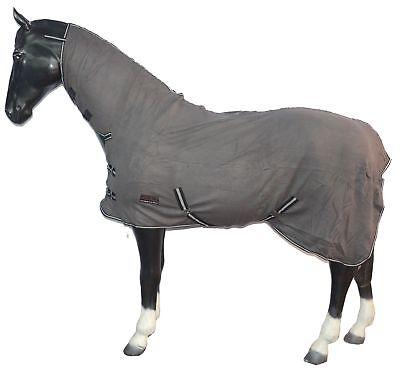 Fleece Horse Rug Sheet Combo Full Neck