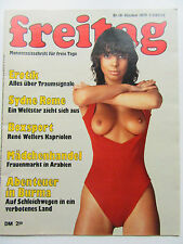 Freitag Nr 10/1979, Sydne Rome, Hans R. Beierlein, Rene Weller,