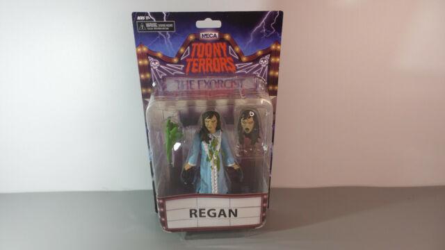 """NECA Toony Terrors  Series 4 Regan (The Exorcist)  - 6"""" Action Figure NEW NIP"""
