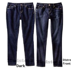 b0ca5353dc6 Image is loading 136L6-Choice-Color-Mossimo-Curvy-Skinny-Premium-Denim-