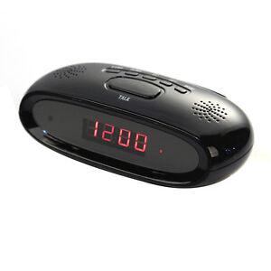 r8 hd 1080p wifi clock camera hidden spy cam home nanny