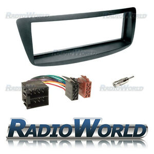TOYOTA-AYGO-PIASTRA-PANNELLO-KIT-fascia-CRUSCOTTO-finitura-Surround-Adattatore-AutoRadio