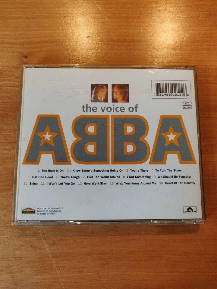 Agnetha & Frida: The Voice Of ABBA, pop