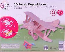 Puzzles & Geduldspiele Mara by Marabu 3D Holzpuzzle Gottesanbeterin