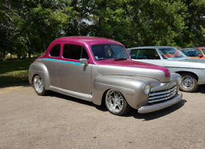 1948 Ford Deluxe Custom Coupe