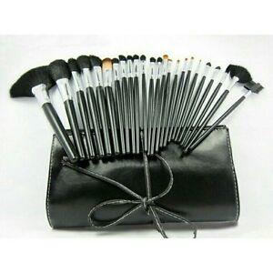 24 pcs makeup brush set  ebay