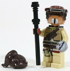 LEGO-STAR-WARS-barge-Boushh-Leia-figurine-Fait-De-Veritable-Lego-pieces