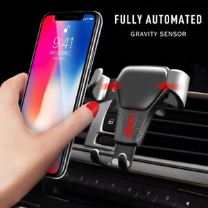 Gravity-Car-Phone-Holder-Air-Vent-Mount-Stand-for-iPhone-7-8-X-Samsung-S8-P-ci